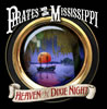 "Pirates of the Mississippi ""Heaven and a Dixie Night"" CD cover"